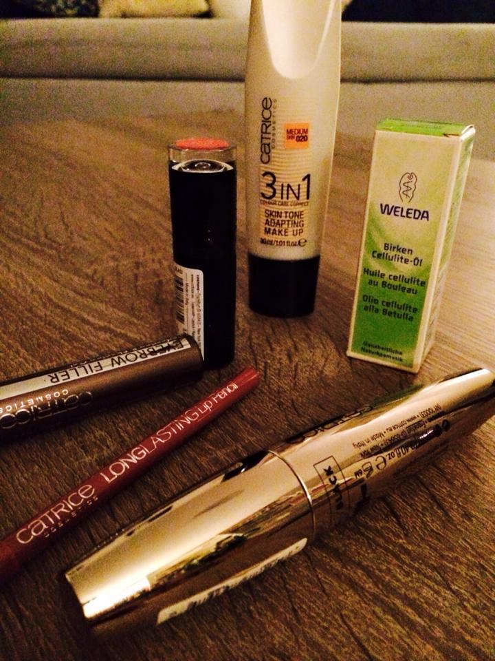 Meine alltäglichen Produkte