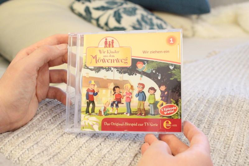 Unser Einschlafritual - CD im Mama Blog