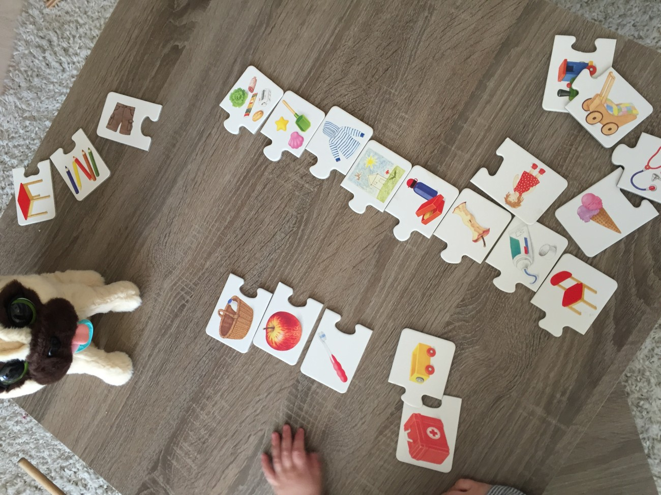spielen mit Kindern