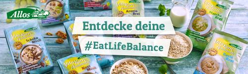 Allos #EatLifeBalance
