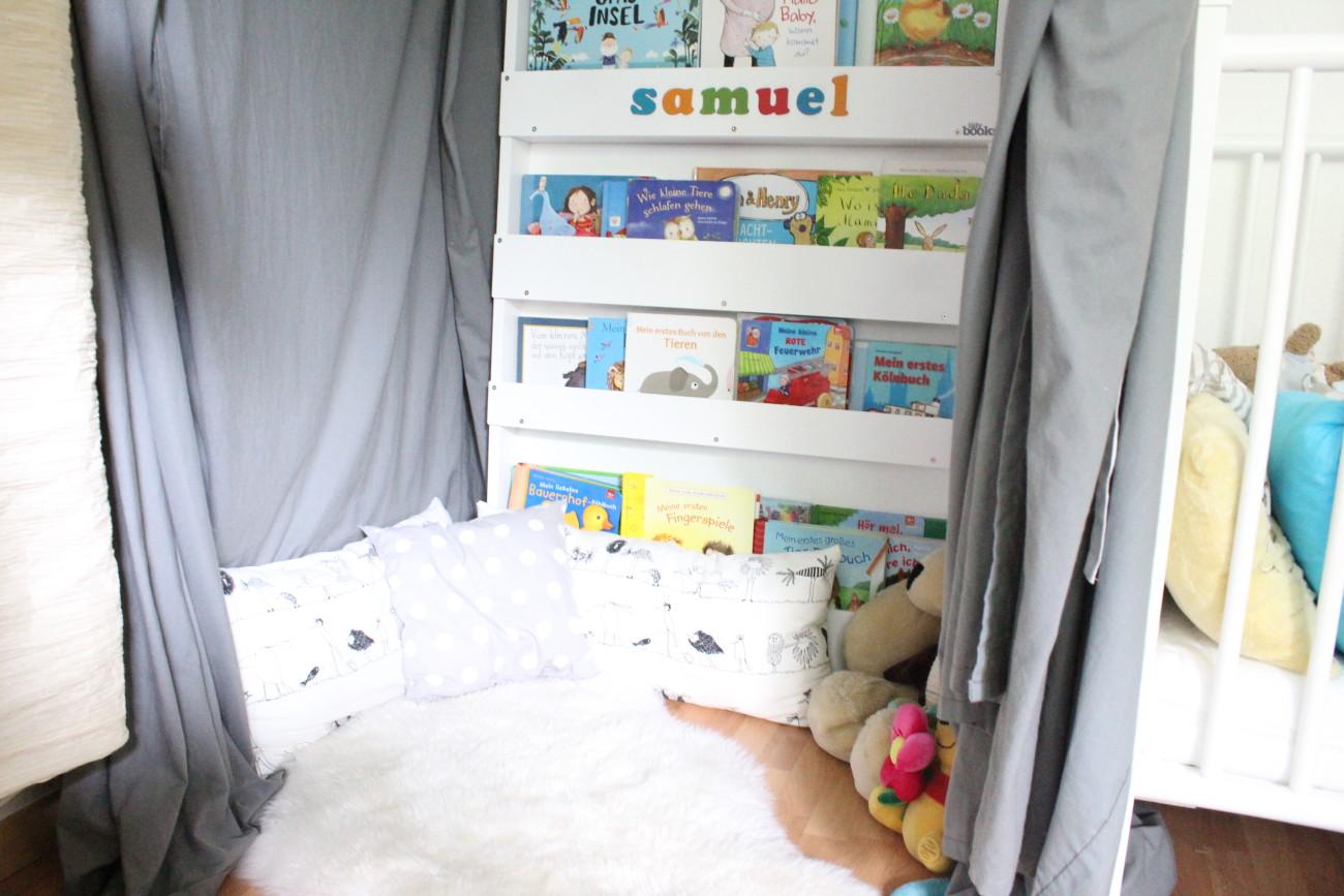 Kinderzimmer von Kind, Mama Blog.