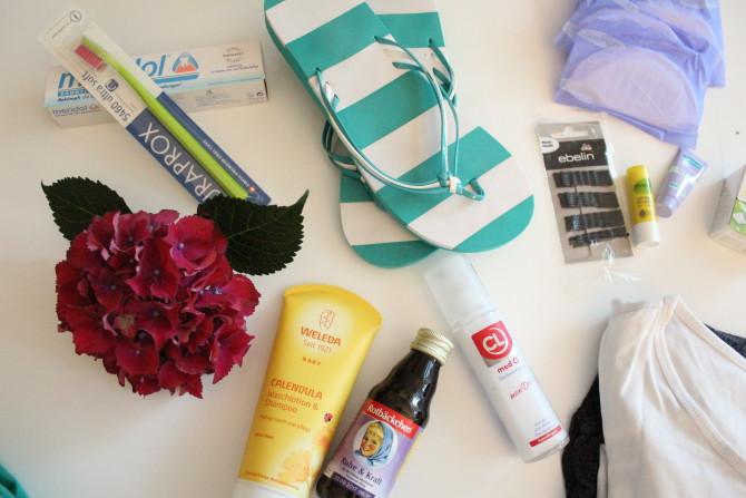 Was gehört in eine gut gepackte Kliniktasche für die Geburt meines Baby?
