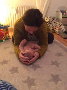 Mama Blog, Alltag mit Baby