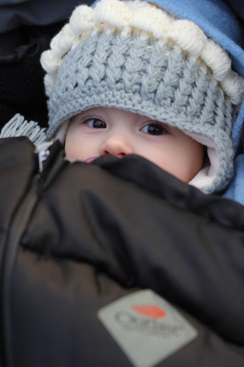 Unterwegs im Winter mit Kind, Baby, Kleinkind, Buggy, Kinderwagen, der richtige Fußsack für Kinderwagen, Buggy