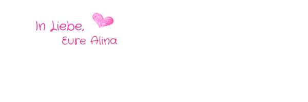 Ich bin Alina