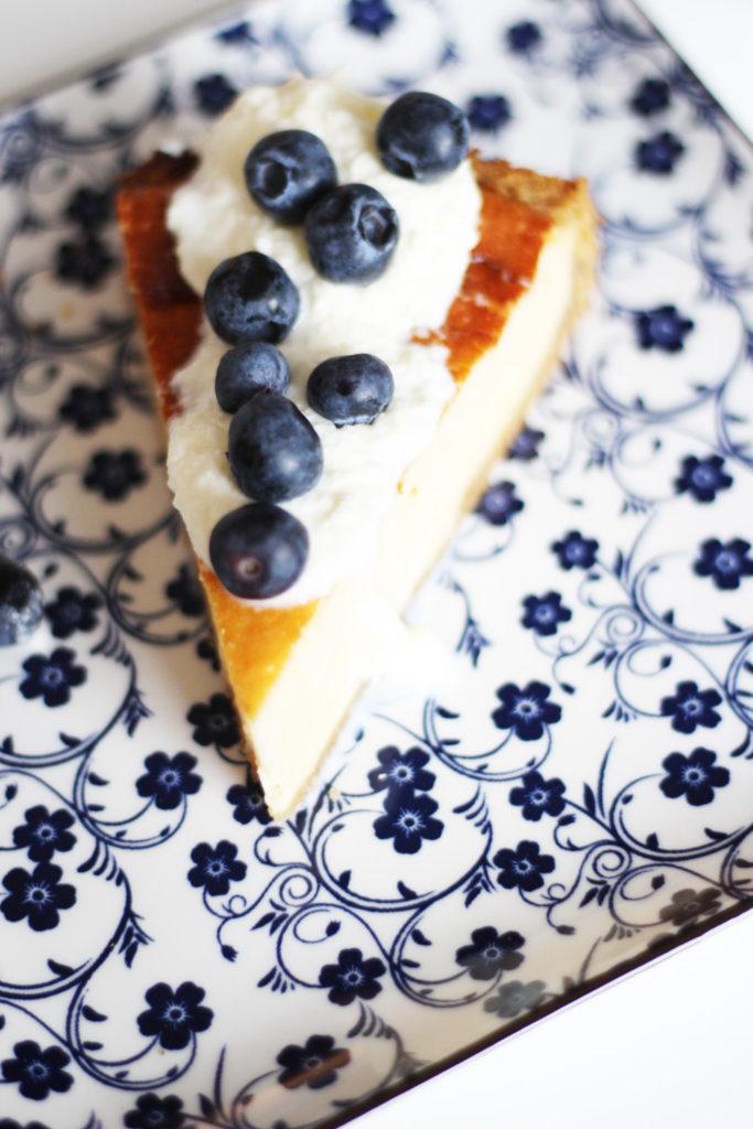 Ein Käsekuchen zum verlieben - das Rezept für Kuchenliebhaber