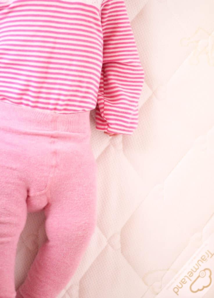 Träumeland Matratze für Babys