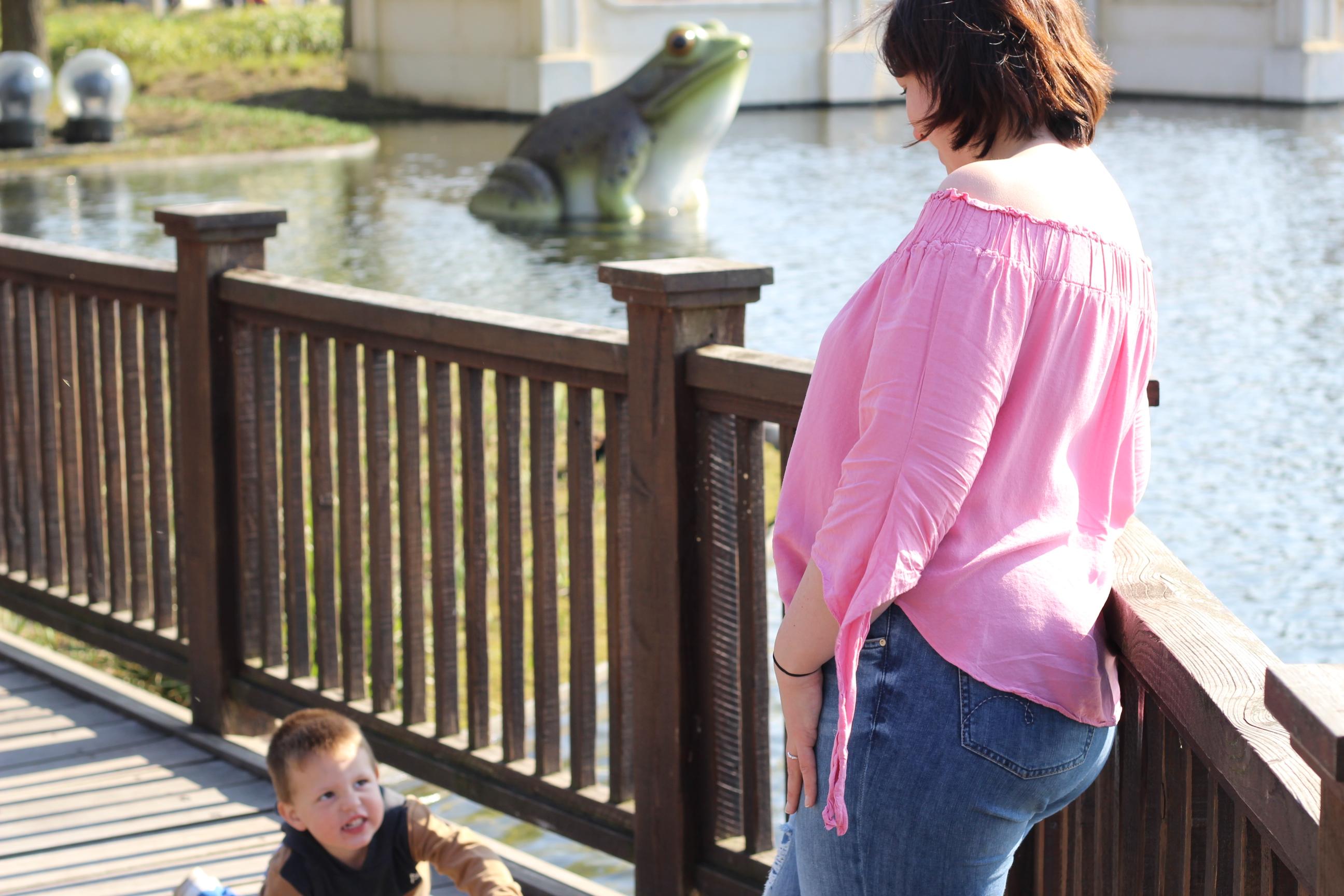 Abnehmen nach der Schwangerschaft? Gar nicht so einfach oder? Mit den richtigen Tricks schon!