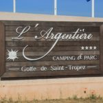 Camping in der Nähe von St Tropez am Golf von St Tropez