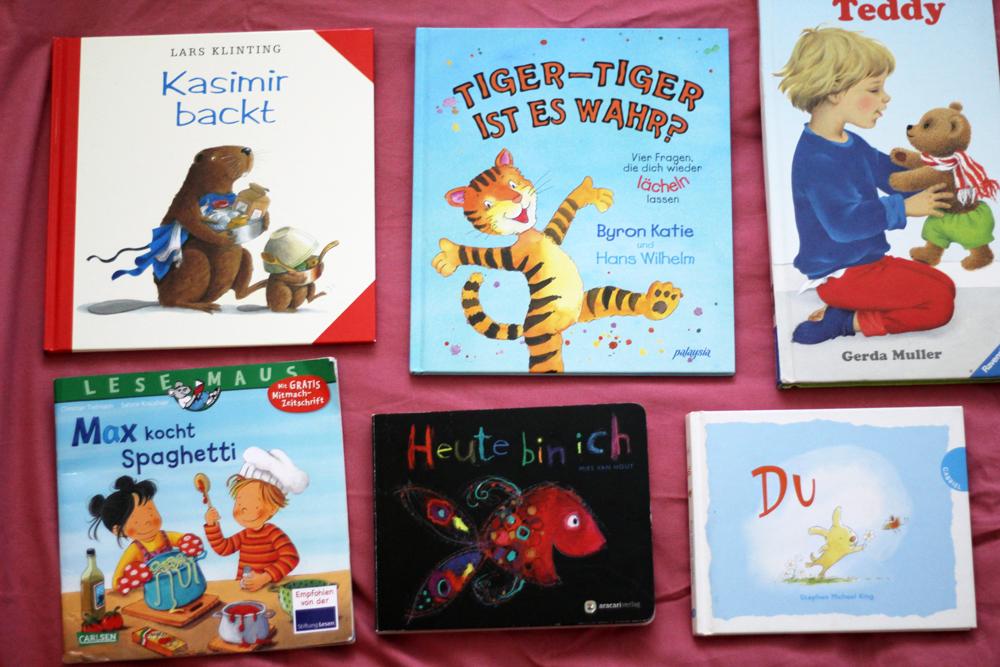 Mamas Lieblingsbücher für ihre Kinder - DIES sind meine TOP 6