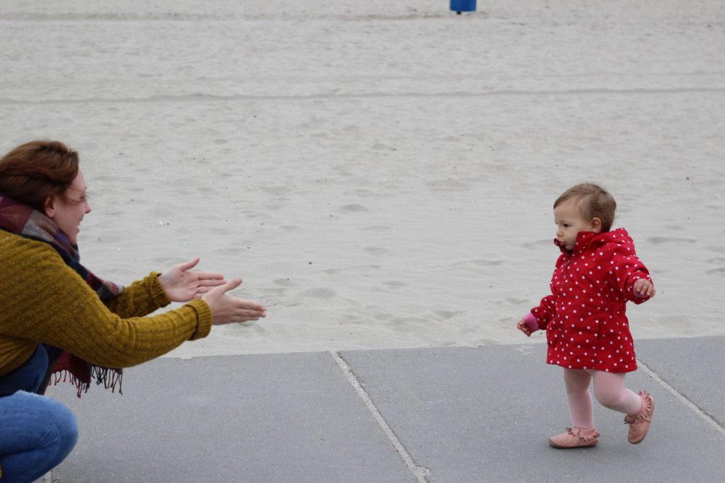 Urlaub direkt am Meer mit Kindern - wohnen am Meer