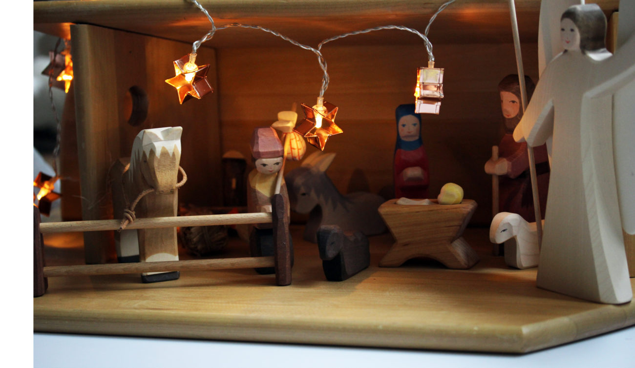 Adventskalender Kinder //24 Geschenkinspirationen für Kinder