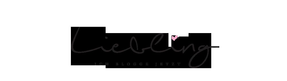 Liebling ich blogge - jetzt!
