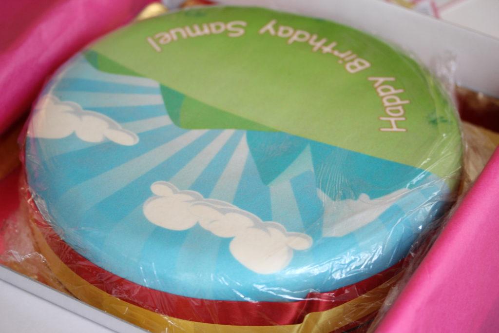 Torte online bestellt auf deineTorte.de | Erfahrungsbericht und Test