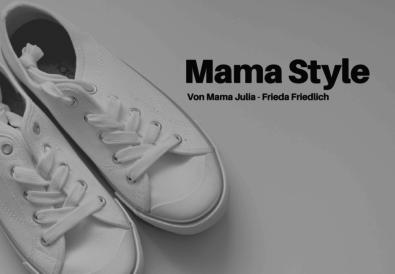 Mama stylt sich und ist dabei genau wie vorher