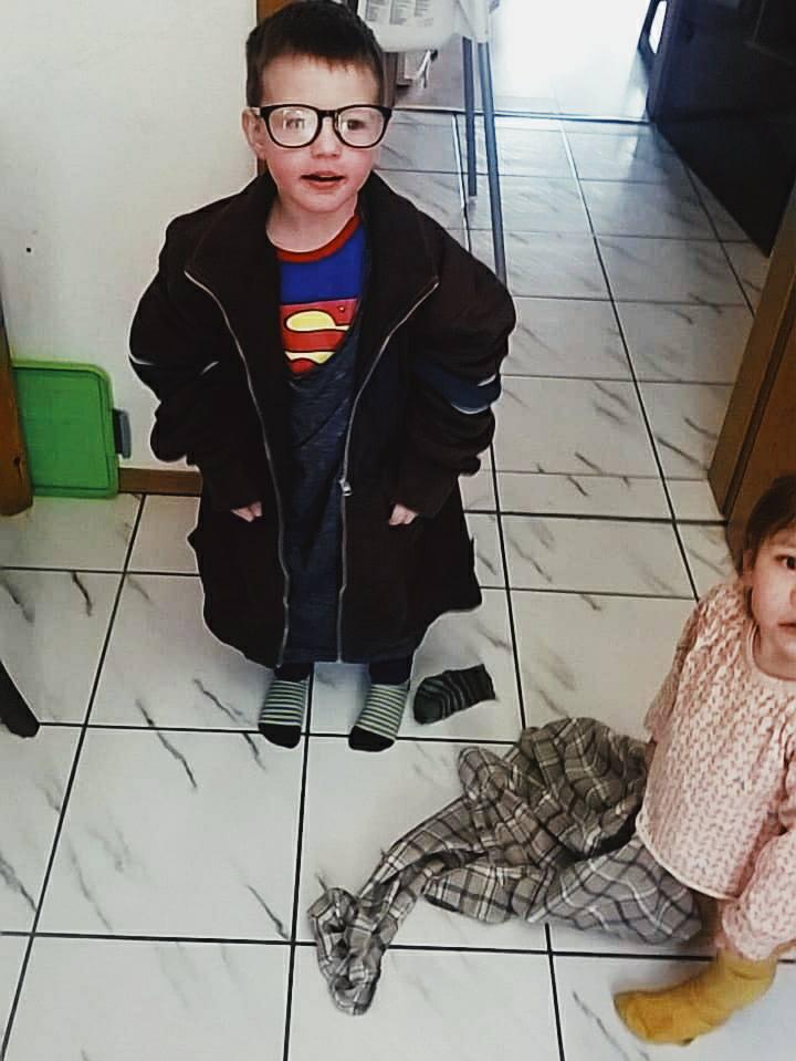 Unser Alltag mit zwei Kindern - Familiengeschichten