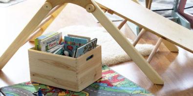 Unsere Beschäftigungsideen für das Kleinkind nachdem Kindergarten - einfach so oder als kleine Spielidee für Zwischendurch