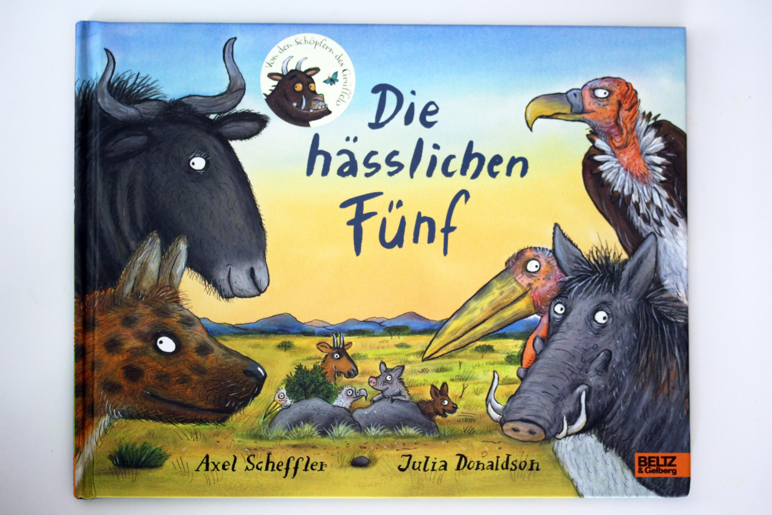 Ganz tolles Kinderbuch ab 4 Jahren Buchempfehlung Rezension