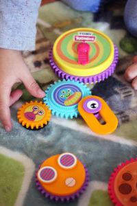 Zahnrad Magnete Kinderspielzeug