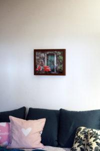 So leben wir | Ein Einblick in unser Wohnzimmer - moderne ...