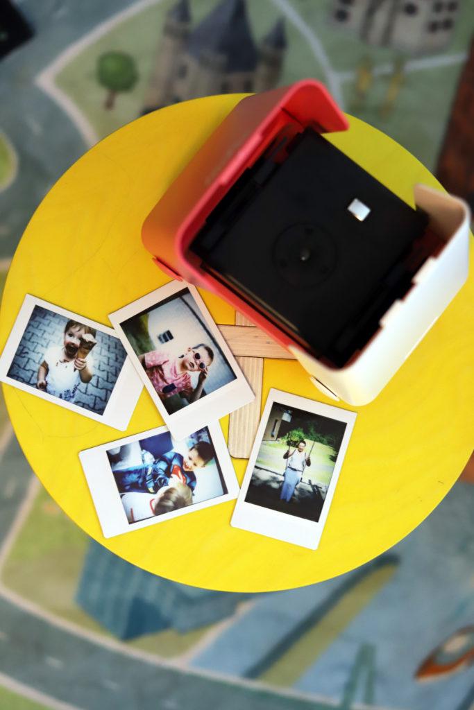 mobiler Drucker von KiiPix für unterwegs