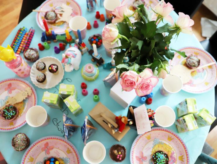Wir Feiern Einen Kindergeburtstag | Geburtstagsparty Ideen Für Kinder