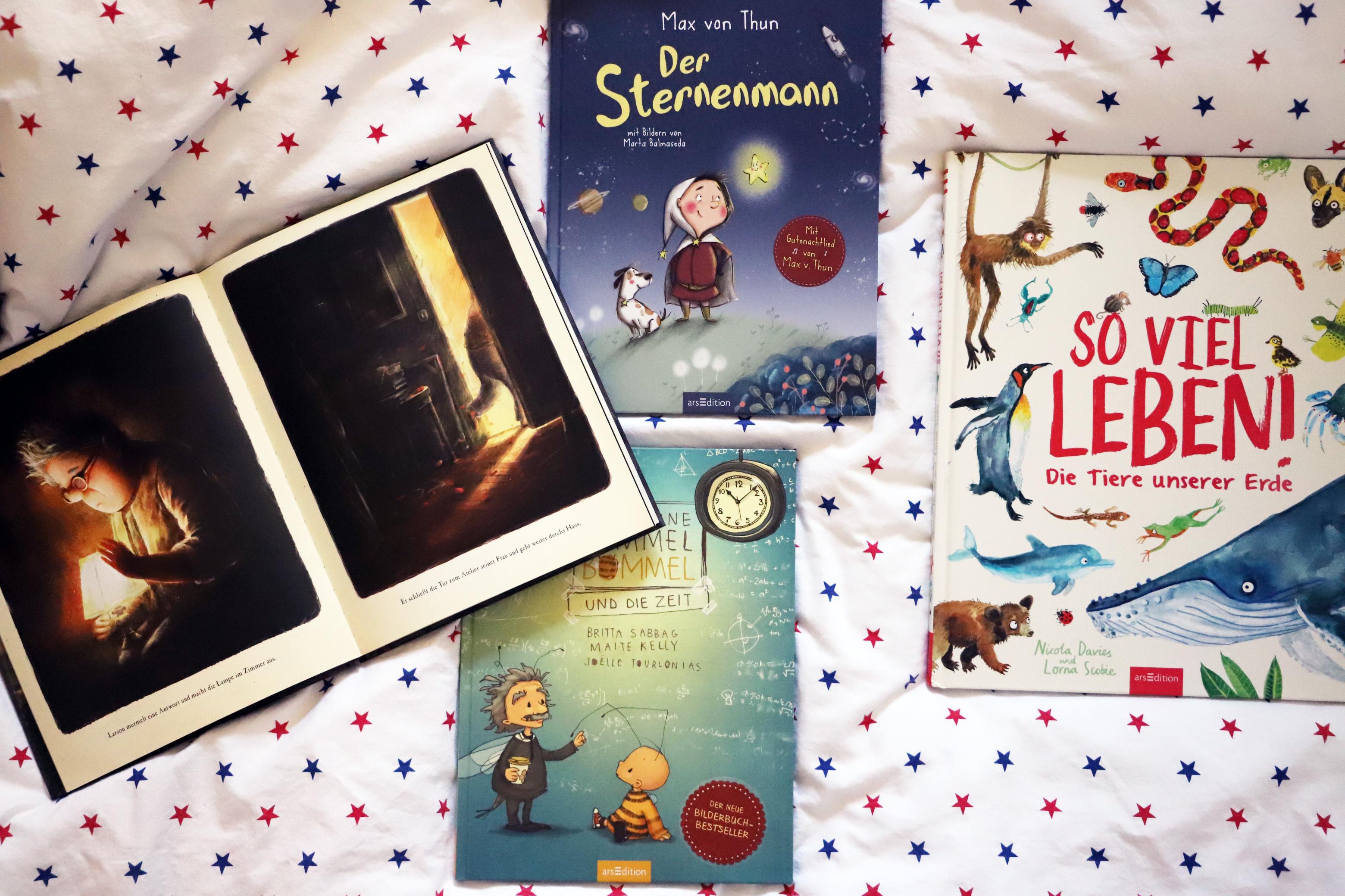 Kinderbücher ab 4 Jahren über das Glück