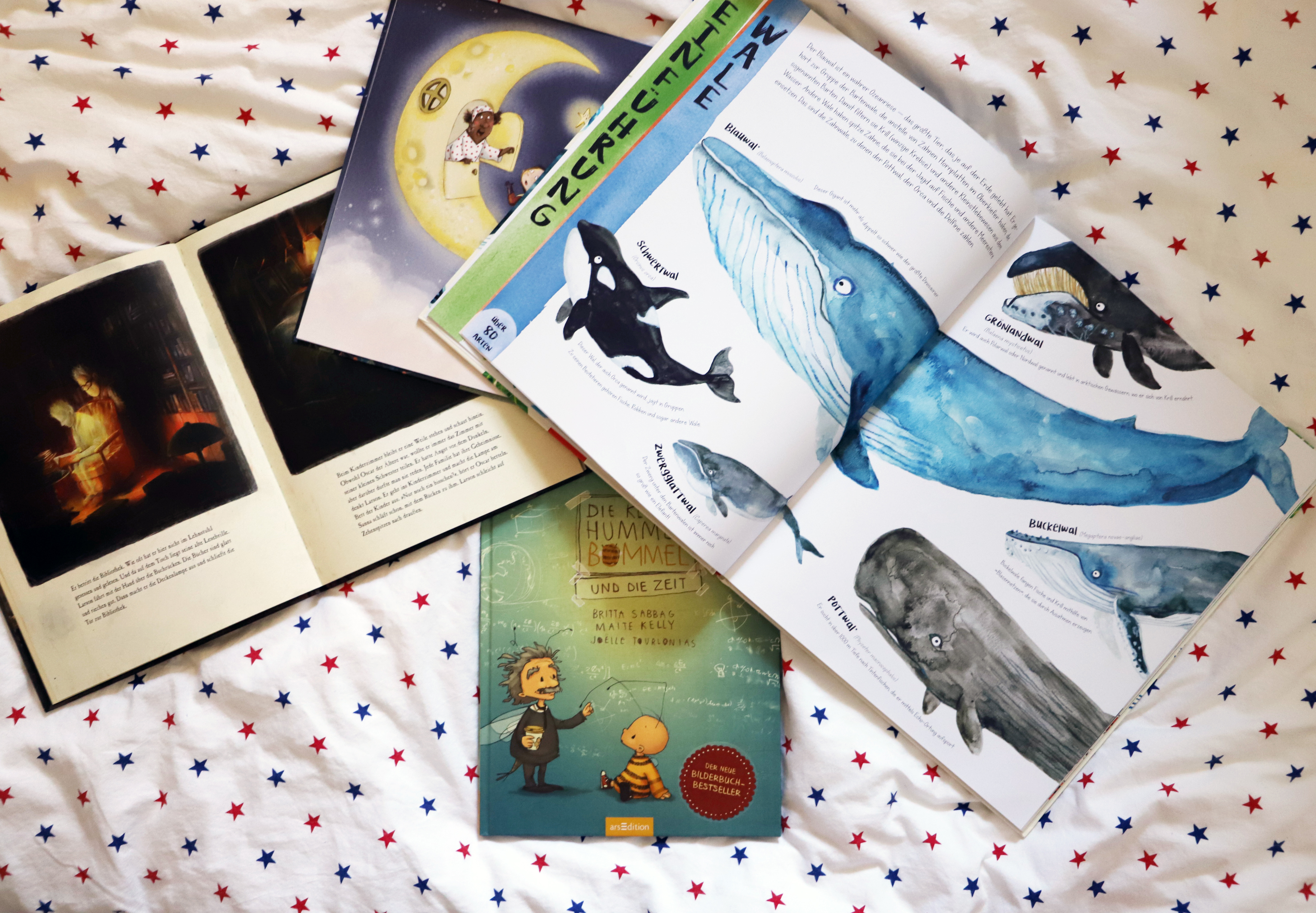 Kinderbuch ab 4 Empfehlung