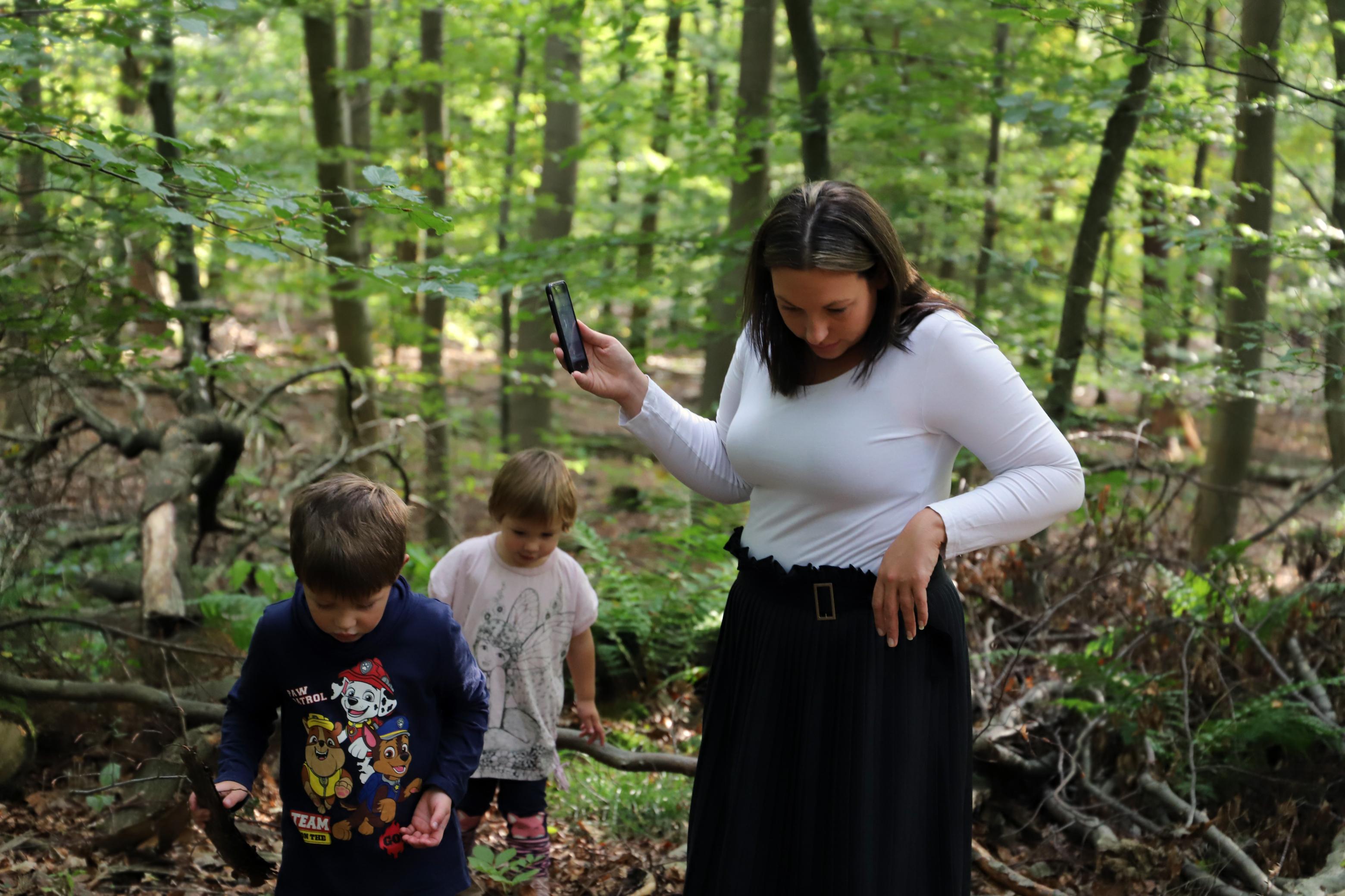 Schatzsuche mit Kindern und Troovie Strecke planen