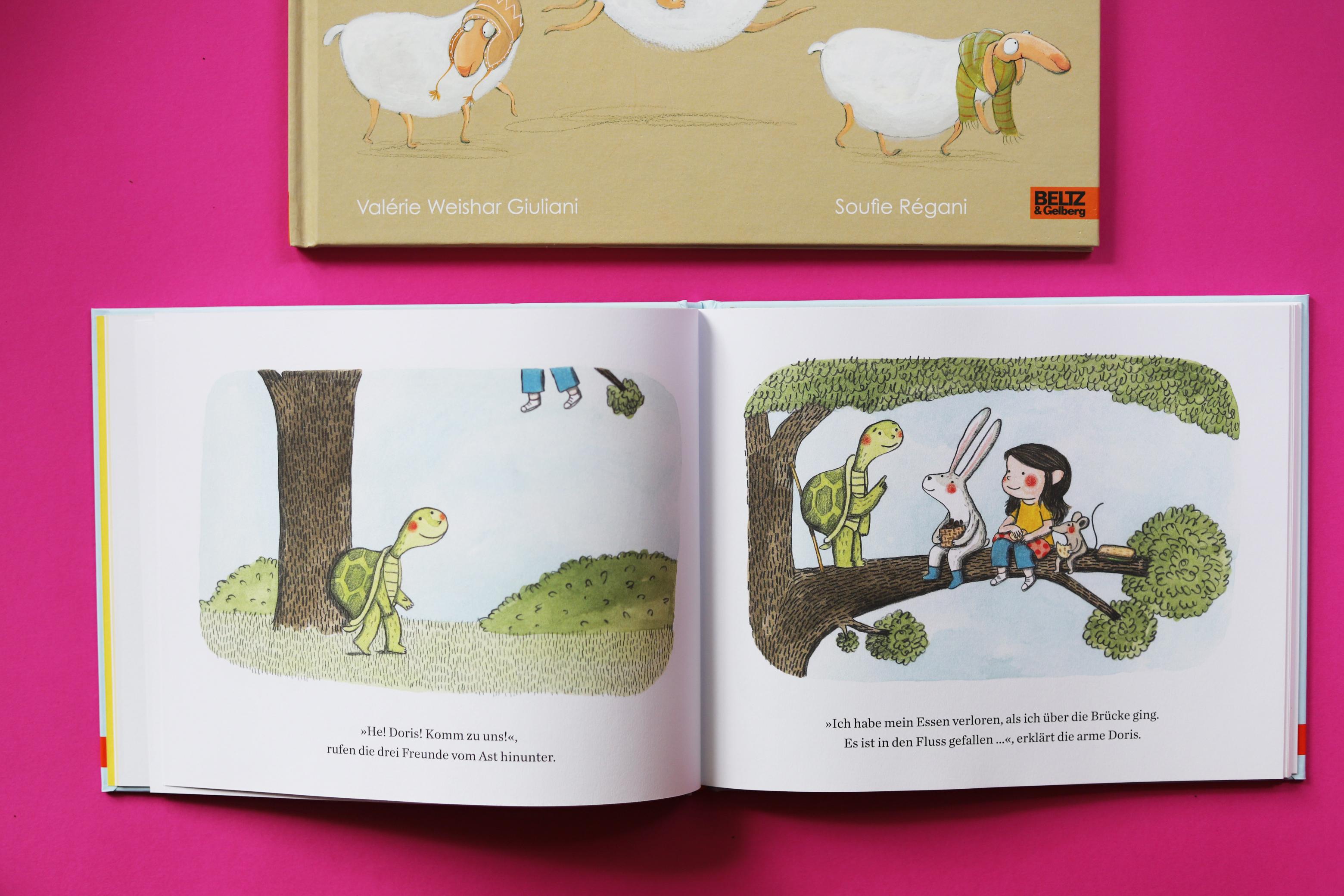Kinderbuch ab zwei Jahren