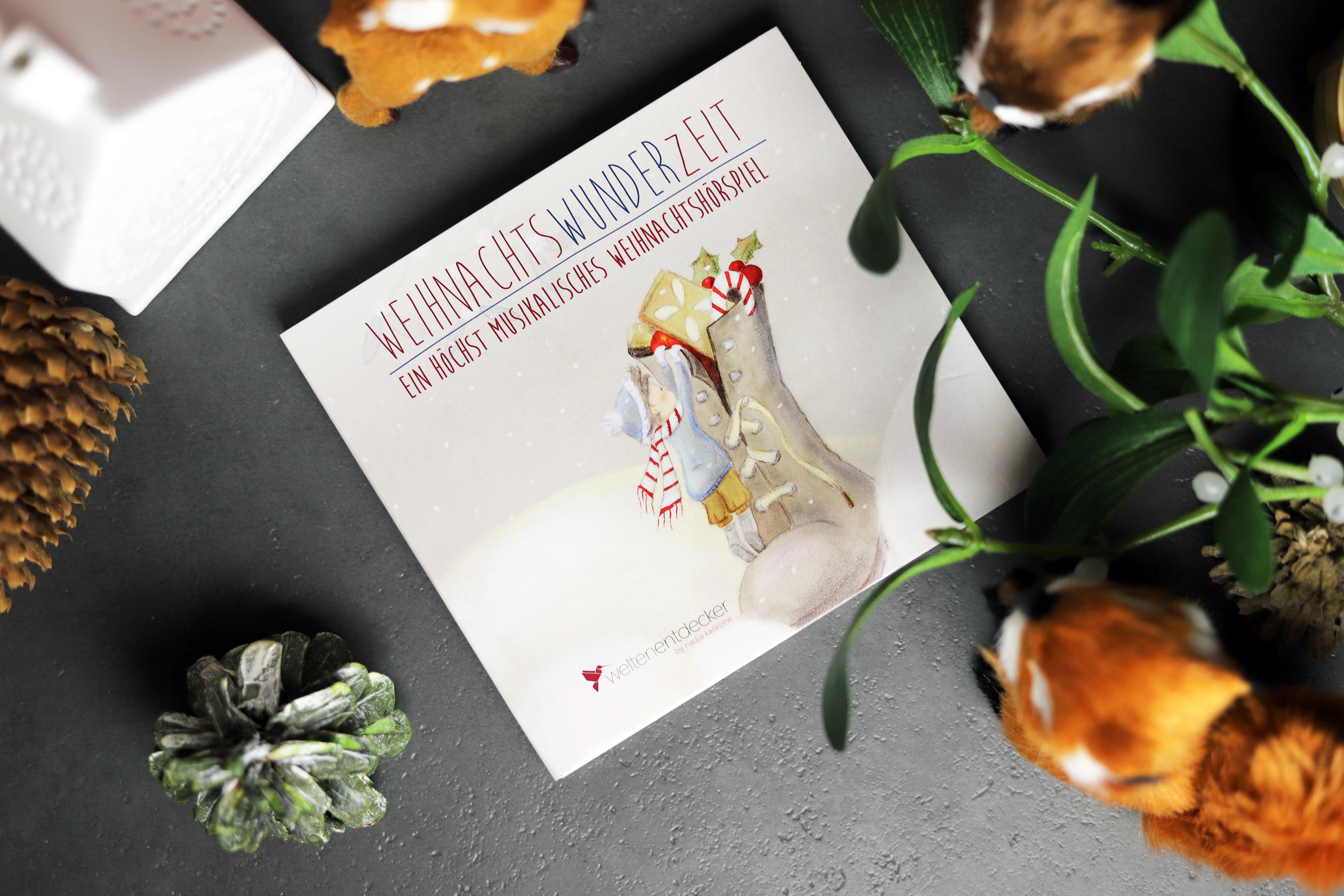 Weihnachtslieder für Kinder   Ein Weihnachtshörspiel, das verzaubert ...