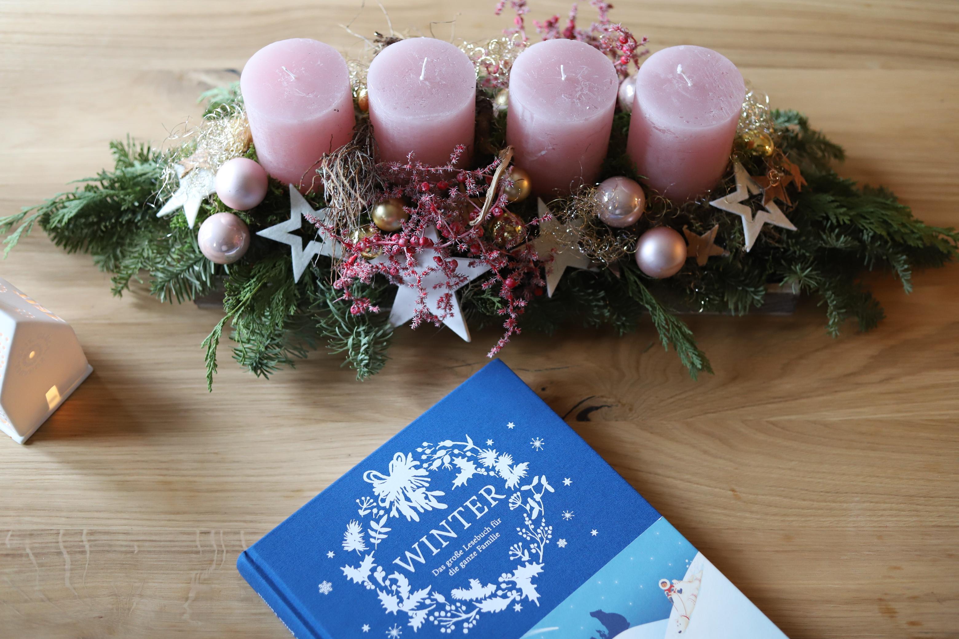 Winter ein Buch fuer die ganze Familie