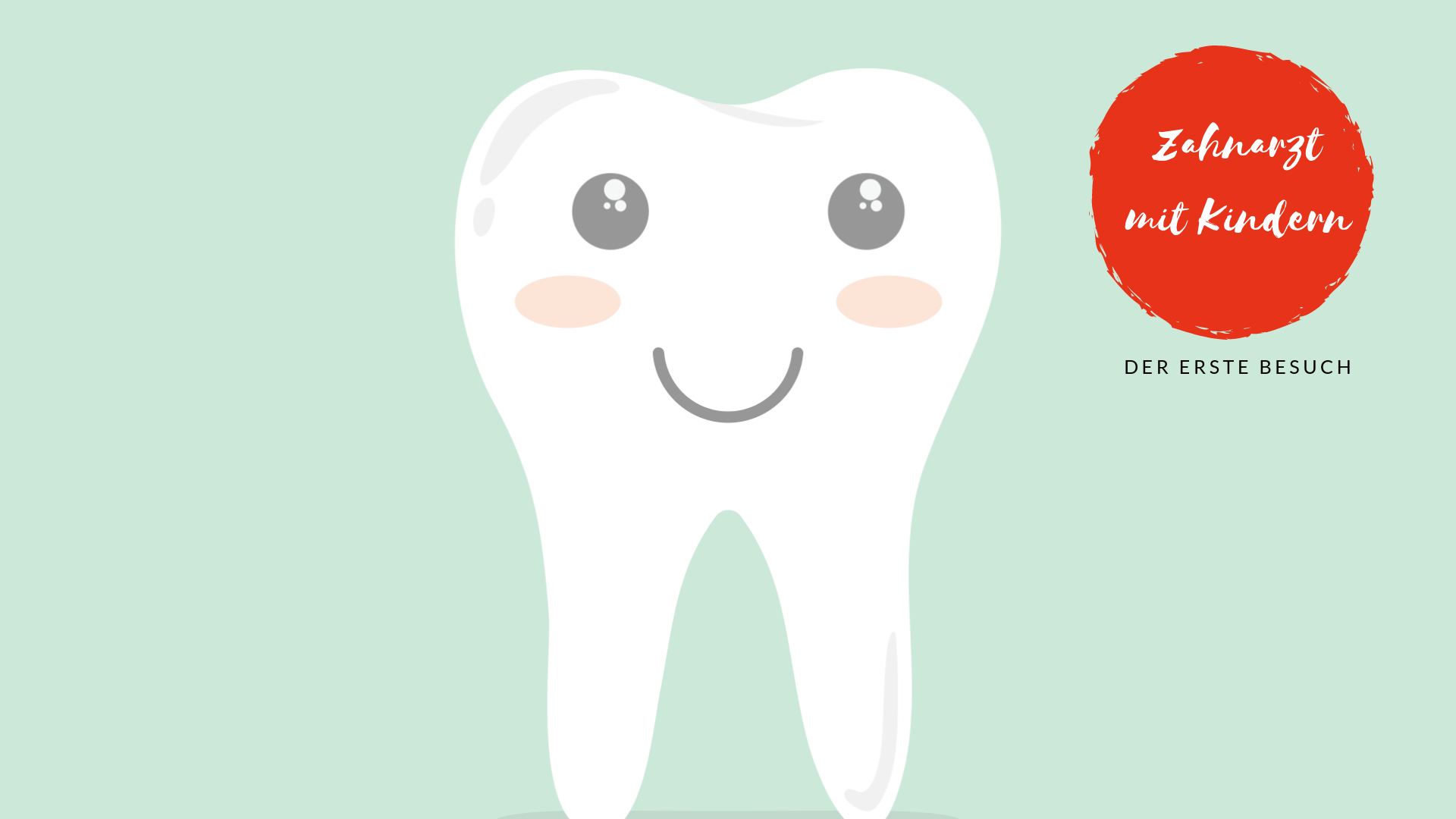 Erster Zahnarztbesuch mit Kindern