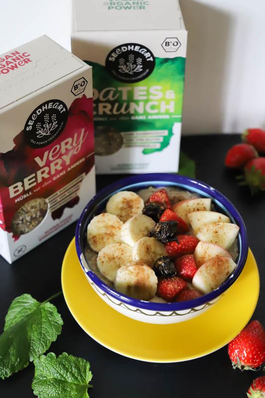 gesunde Frühstücksidee
