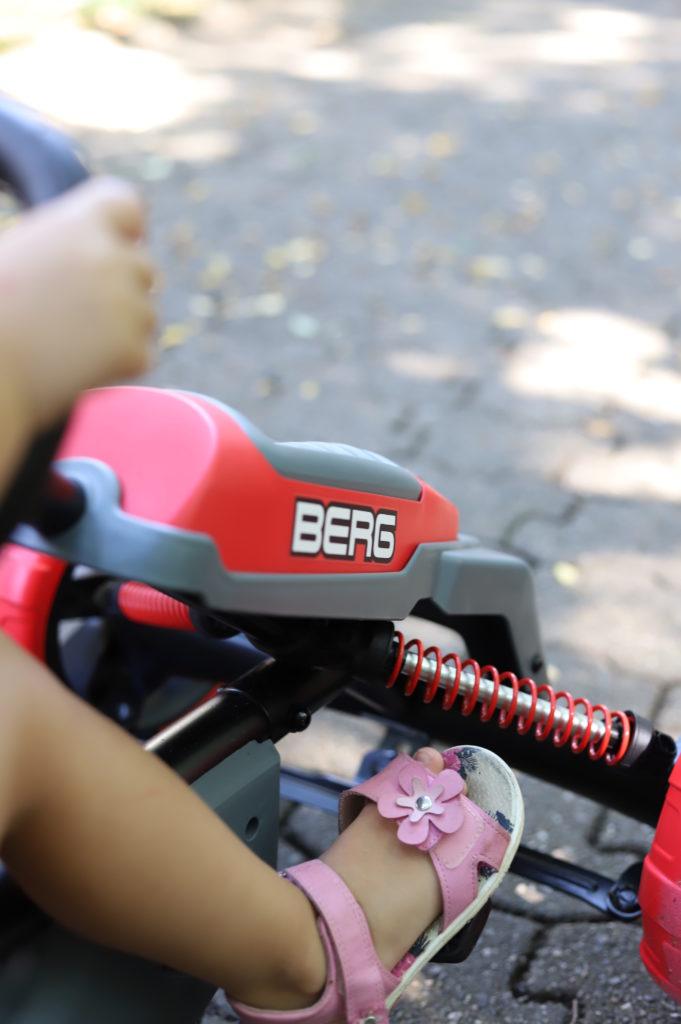 Pedal Gokart Kinder Test