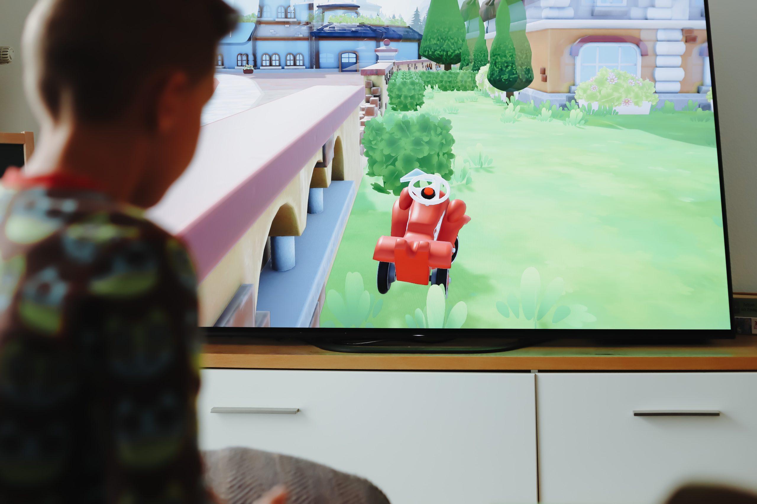 empfehlung Videospiel kinder