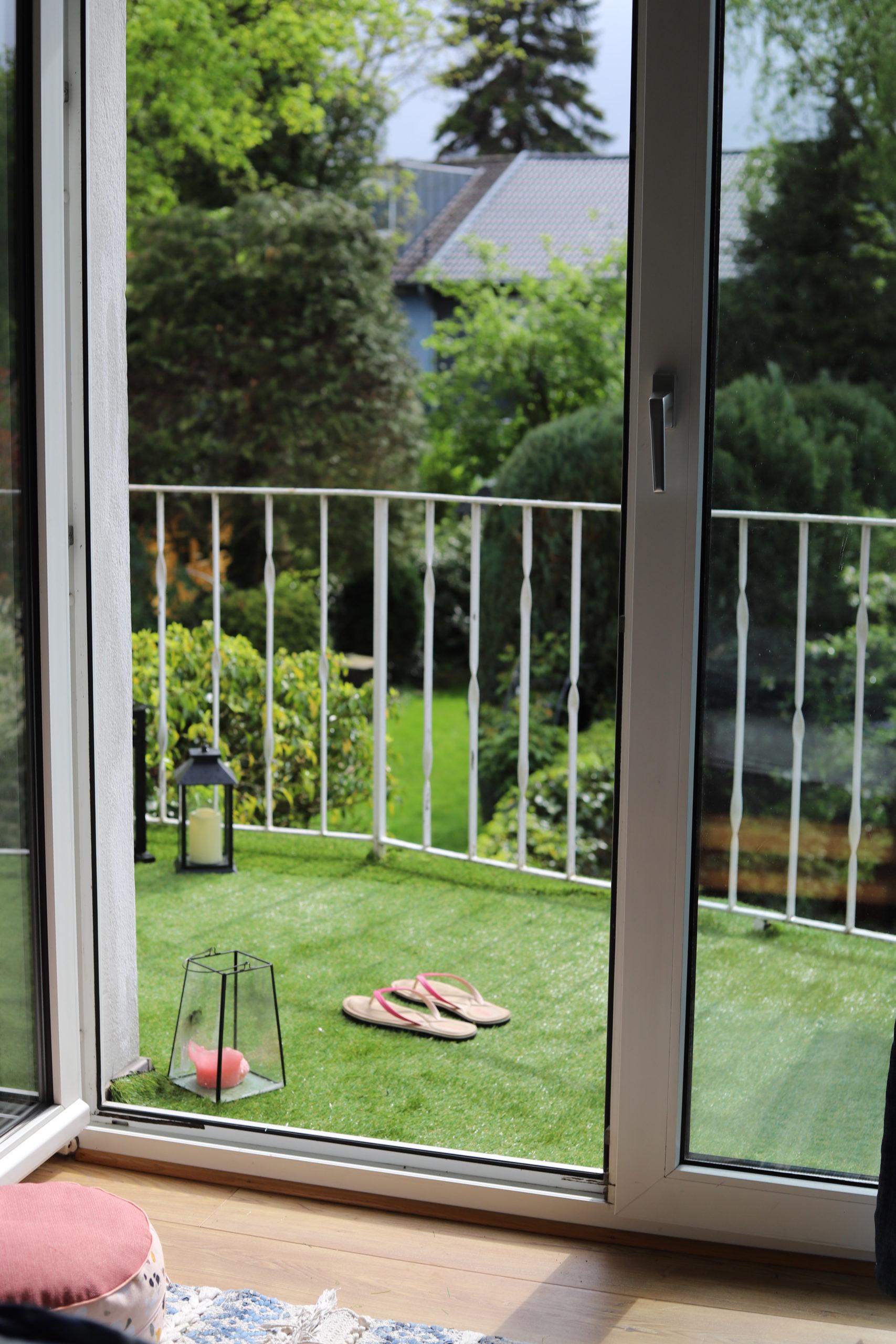 Balkon schön gestalten Ideen und Tipps